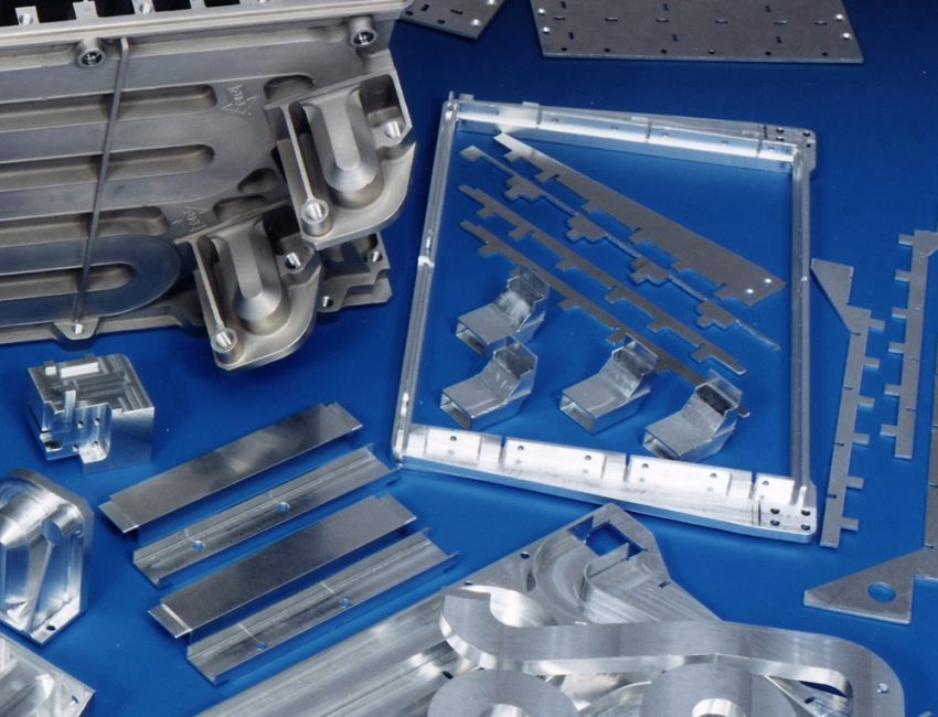 Extensive CNC and Fabricated Solutions